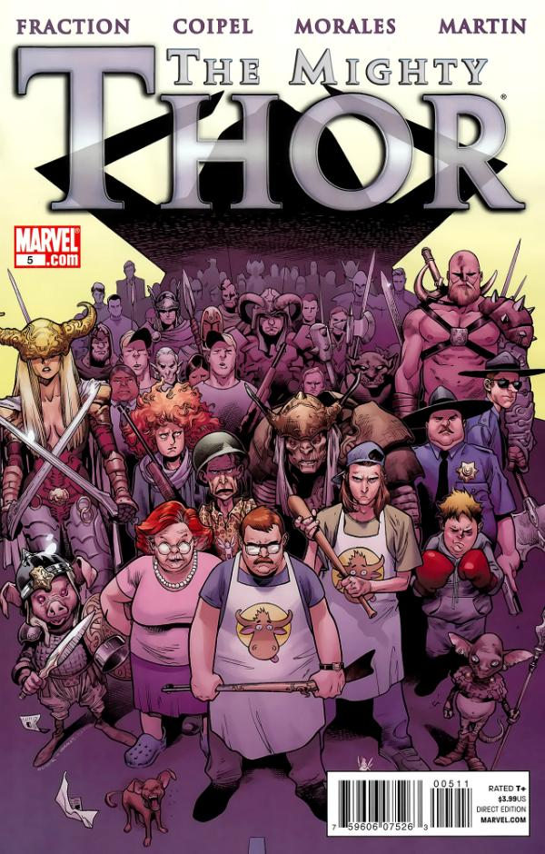 The Mighty Thor #5