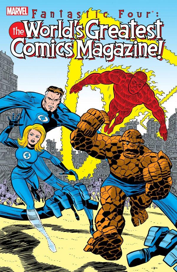 Fantastic Four: The World's Greatest Comics Magazine TP