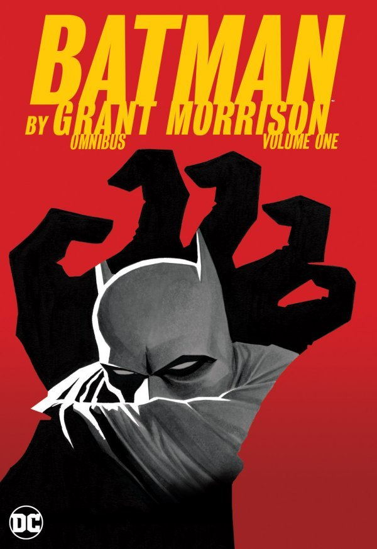 Batman by Grant Morrison Omnibus Vol. 1 HC