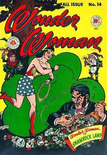Wonder Woman #14