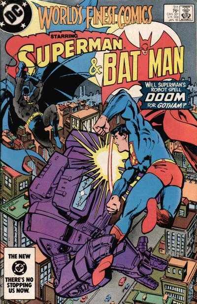 World's Finest Comics #311