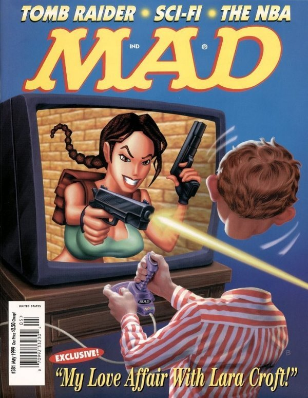 Mad Magazine #381