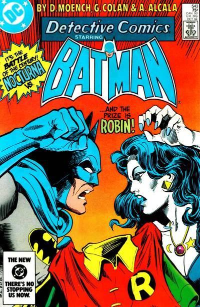 Detective Comics #543