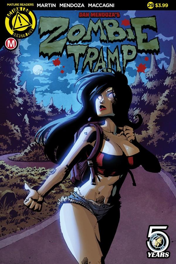 Zombie Tramp #29