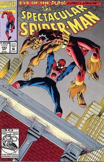 Peter Parker, The Spectacular Spider-Man #193