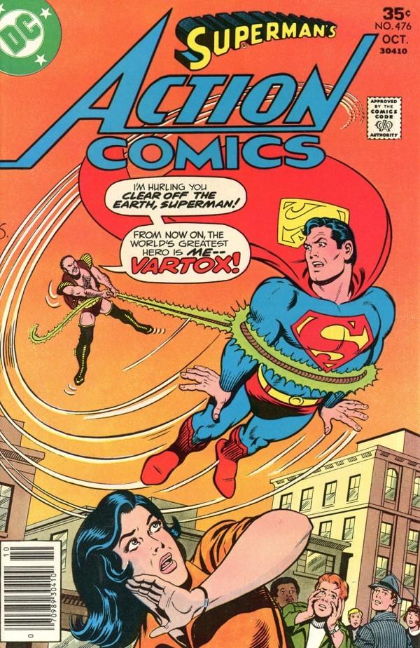 Action Comics #476