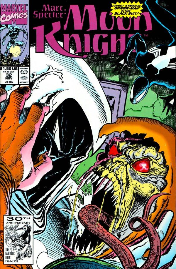 Marc Spector: Moon Knight #32