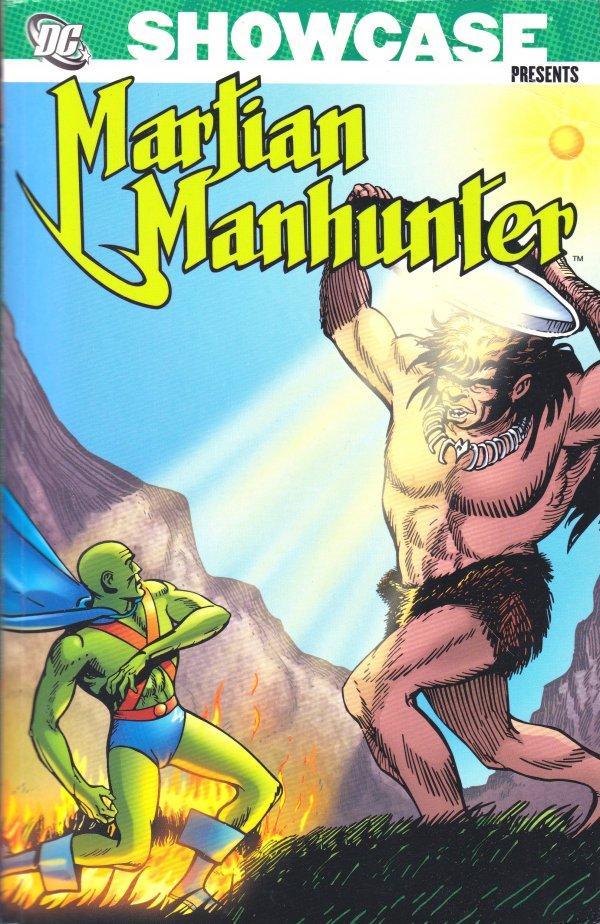 Showcase Presents: Martian Manhunter Vol. 2 TP