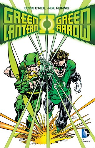Absolute Green Lantern / Green Arrow HC