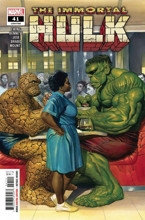 The Immortal Hulk #41