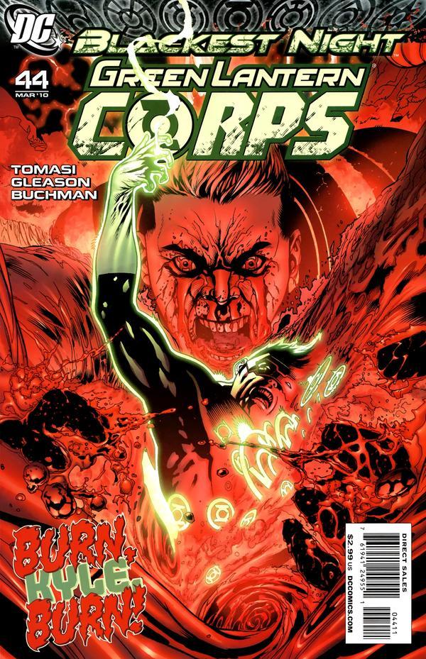 Green Lantern Corps #44