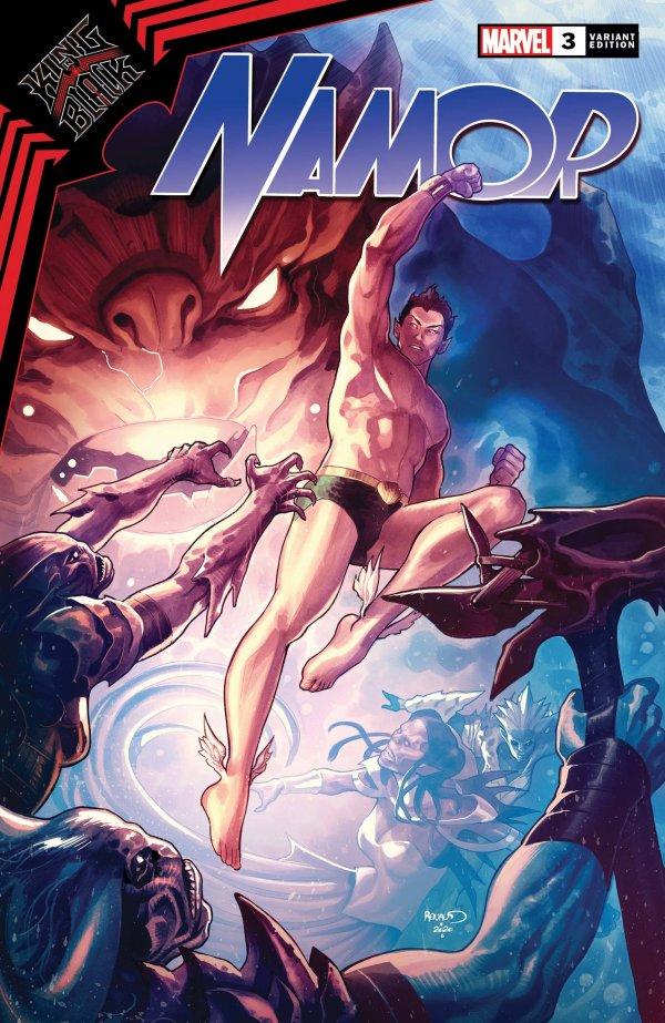 King in Black: Namor #3