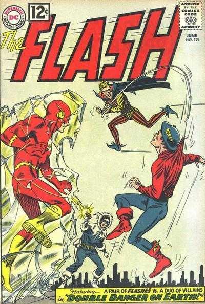The Flash #129