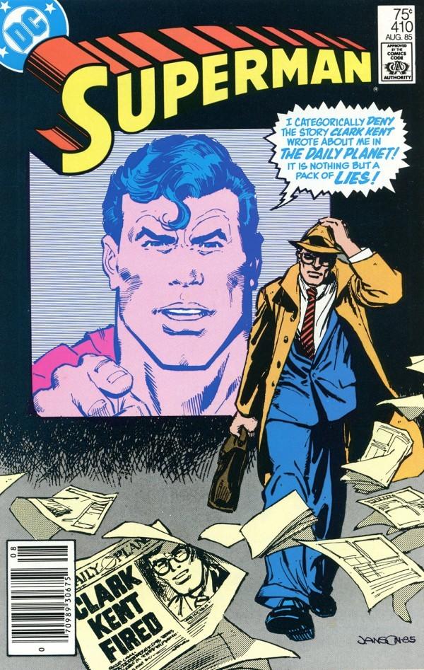 Superman #410