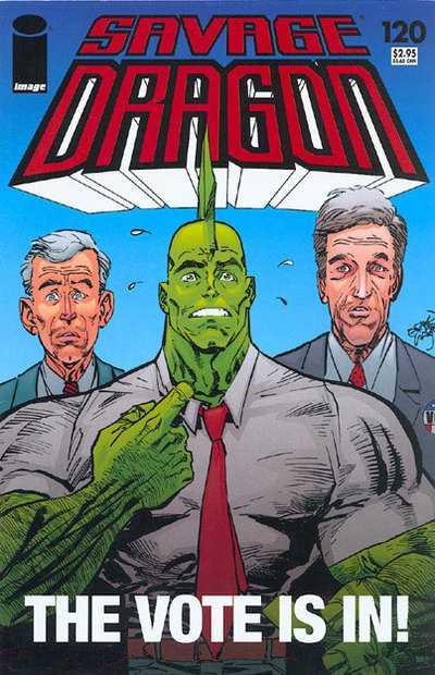 Savage Dragon #120