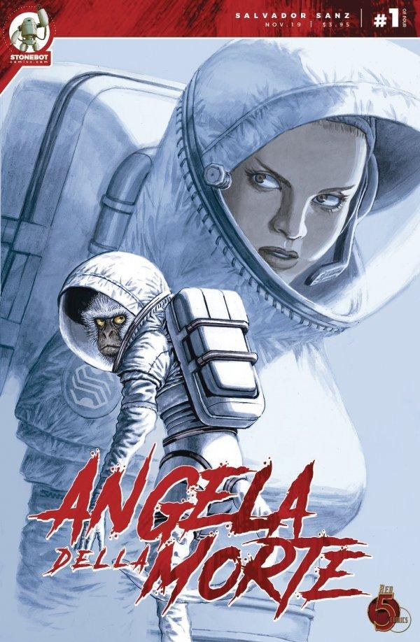 Angela Della Morte #1 review