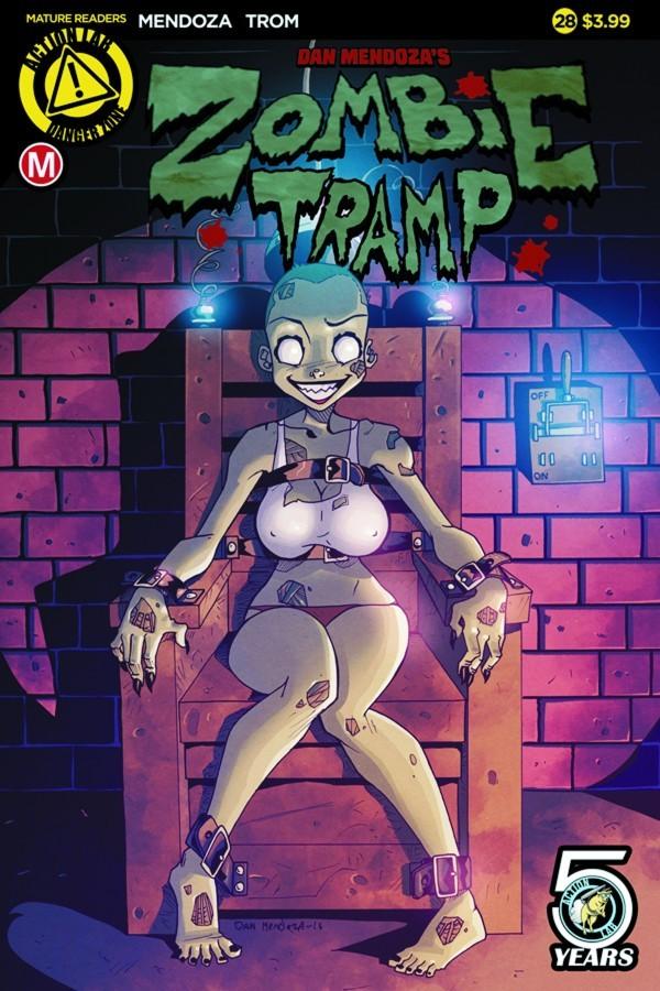 Zombie Tramp #28