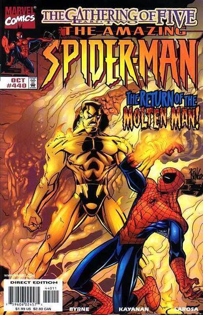 The Amazing Spider-Man #440