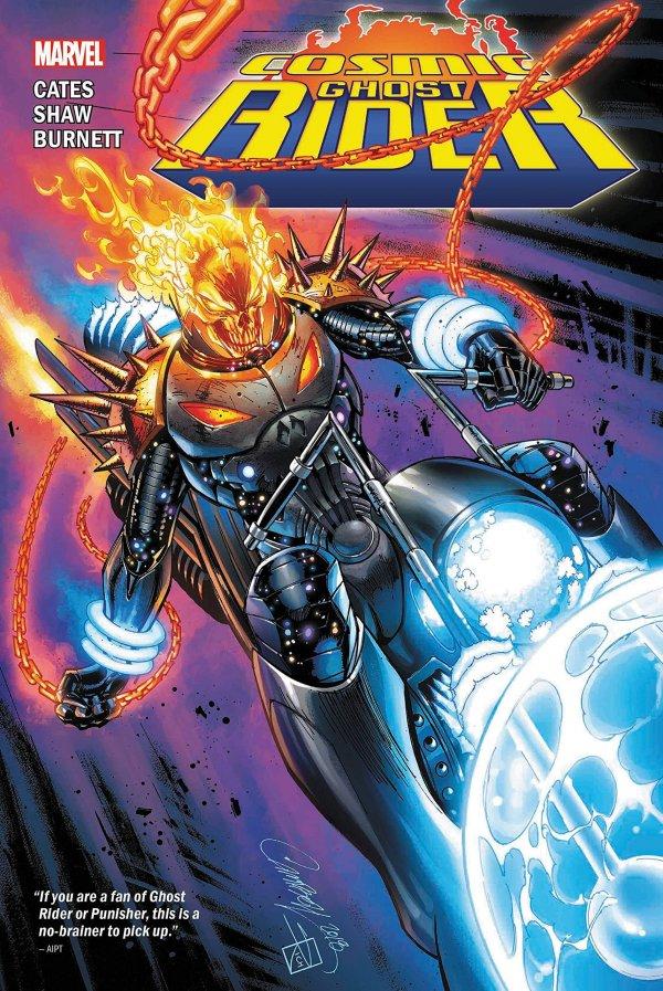 Cosmic Ghost Rider Omnibus Vol. 1 HC