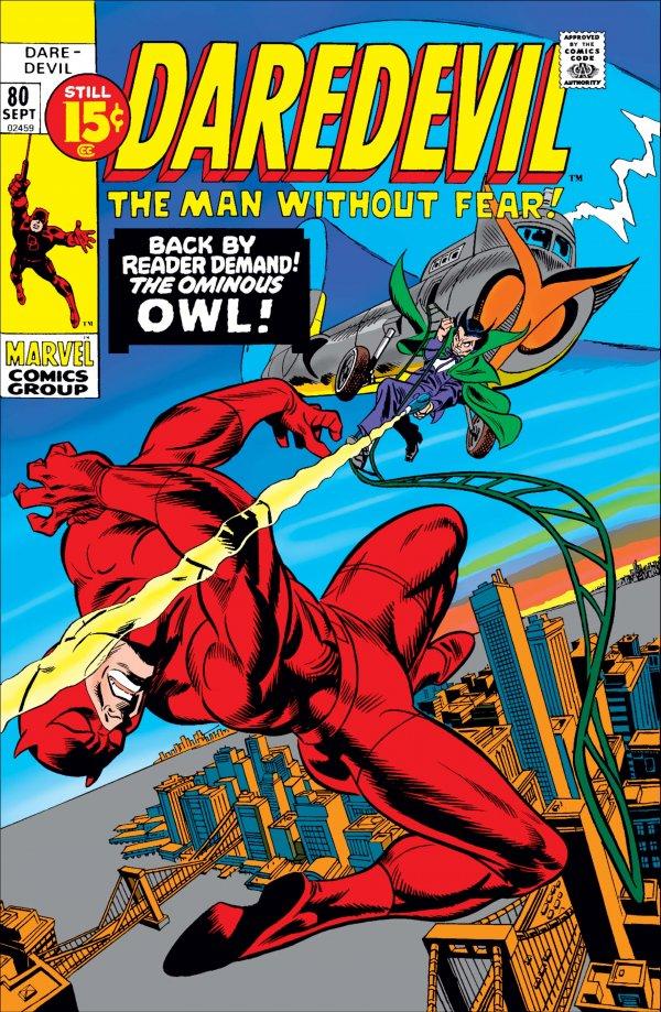 Daredevil #80