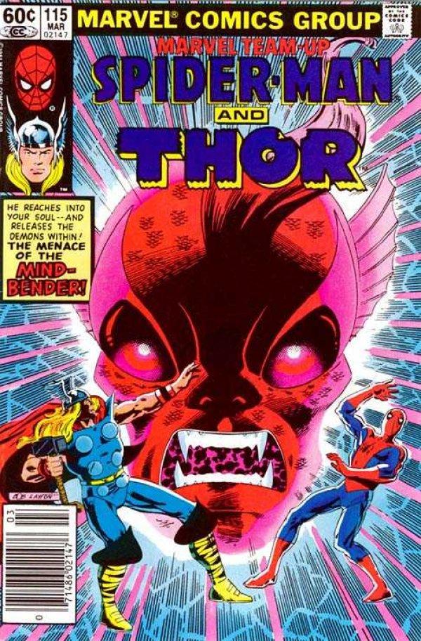 Marvel Team-Up #115