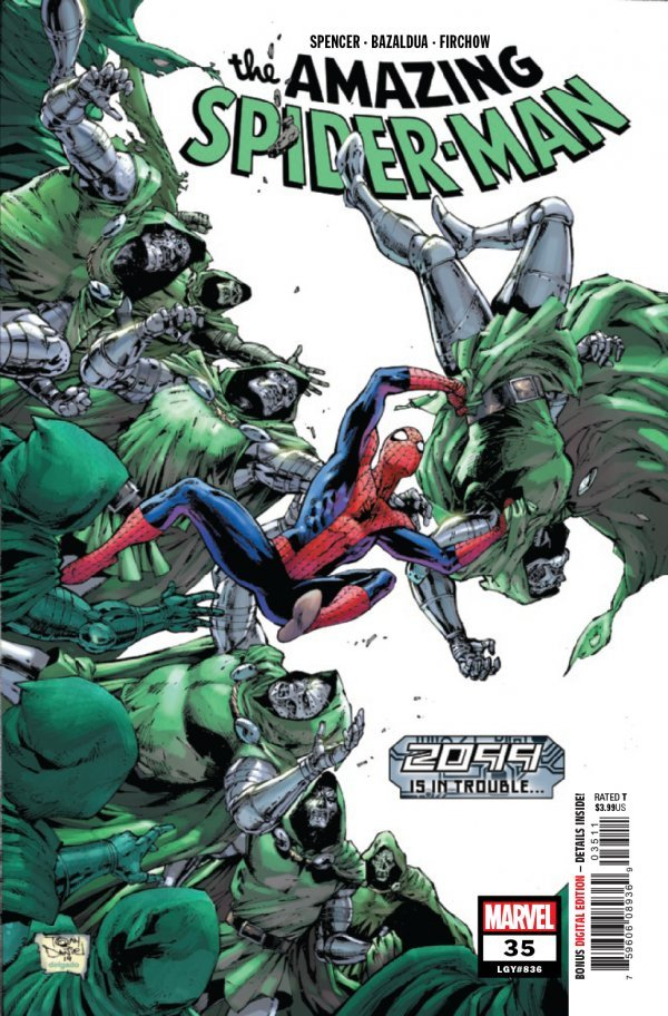 The Amazing Spider-Man #35