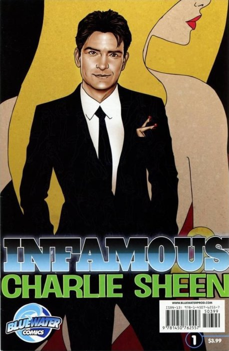 Infamous : Charlie Sheen #1