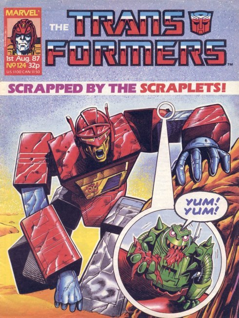 The Transformers #124