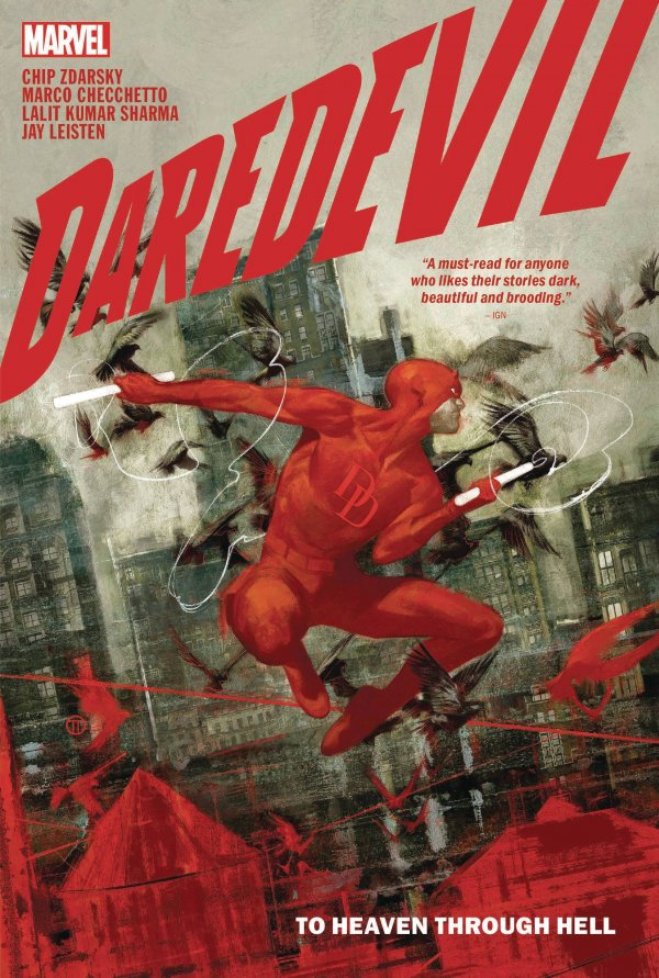 Daredevil by Chip Zdarsky Vol. 1: To Heaven Through Hell HC