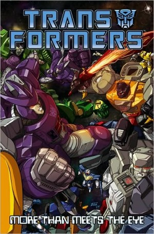 The Transformers: More Than Meets the Eye Vol. 2 TP
