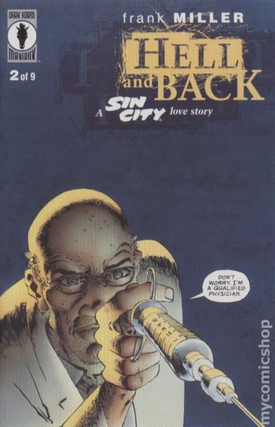 Sin City: Hell and Back #2