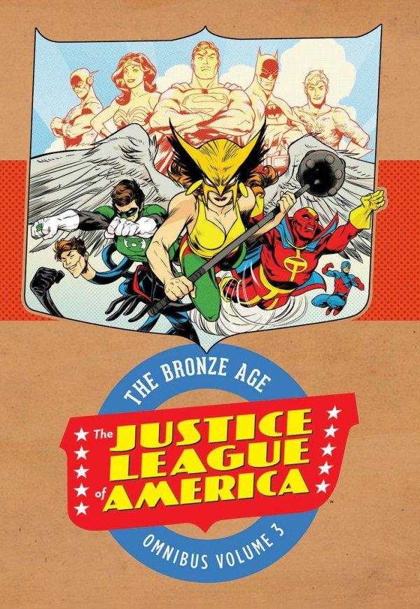Justice League Of America Bronze Age Omnibus Vol. 3 HC