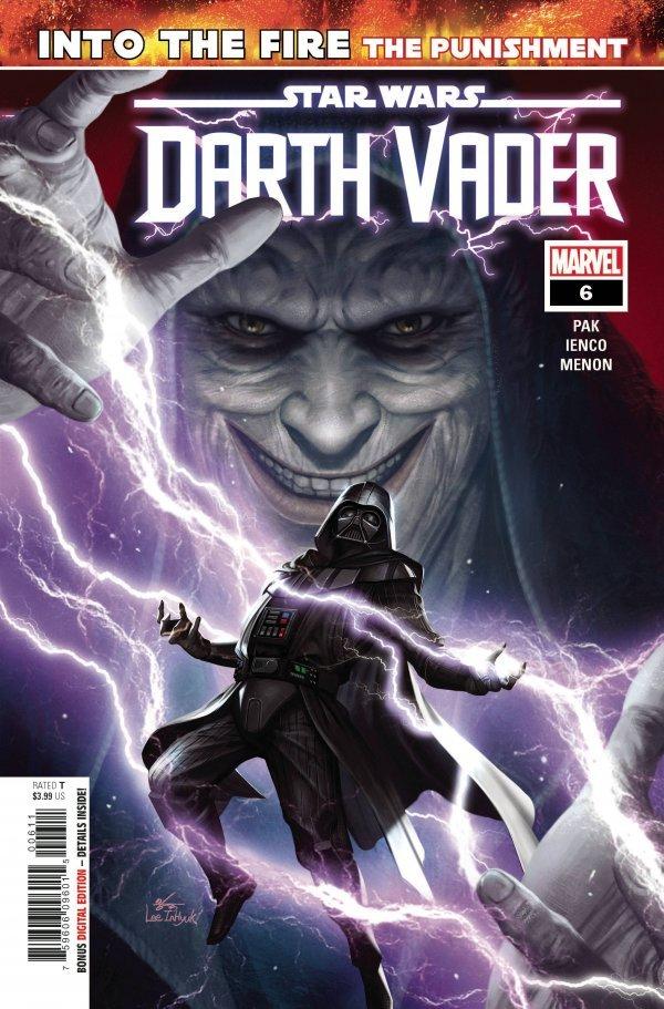 Star Wars: Darth Vader #6