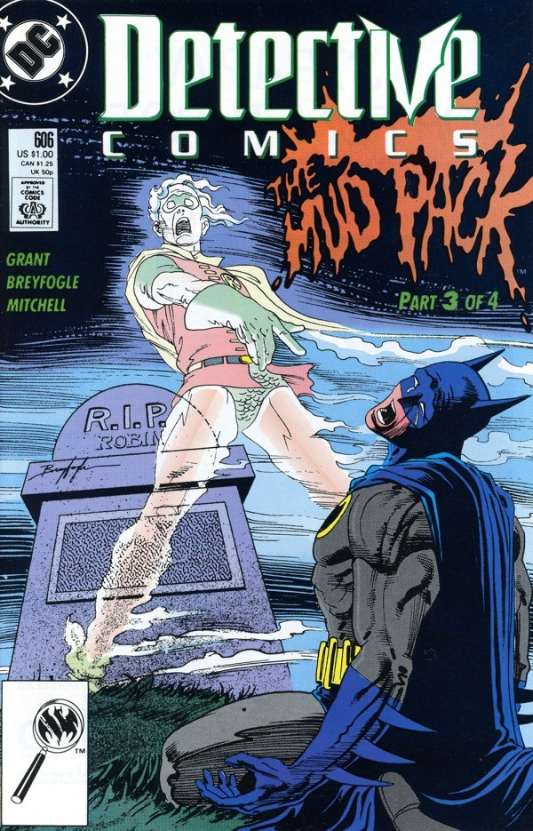 Detective Comics #606