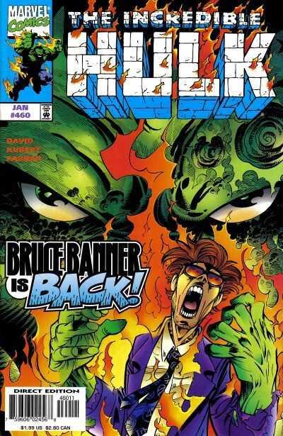 The Incredible Hulk #460