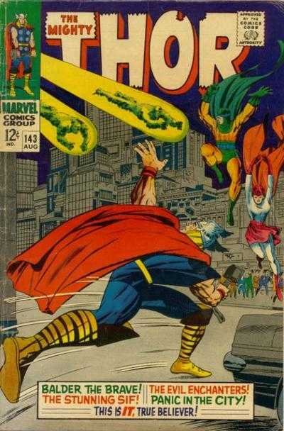 The Mighty Thor #143