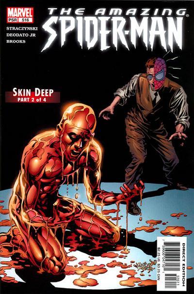 The Amazing Spider-Man #516