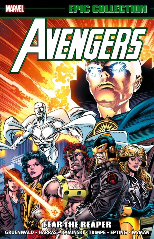 The Avengers Epic Collection: Fear the Reaper TP