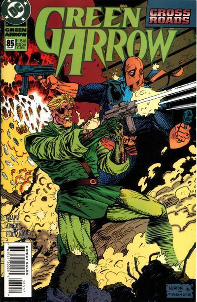 Green Arrow #85