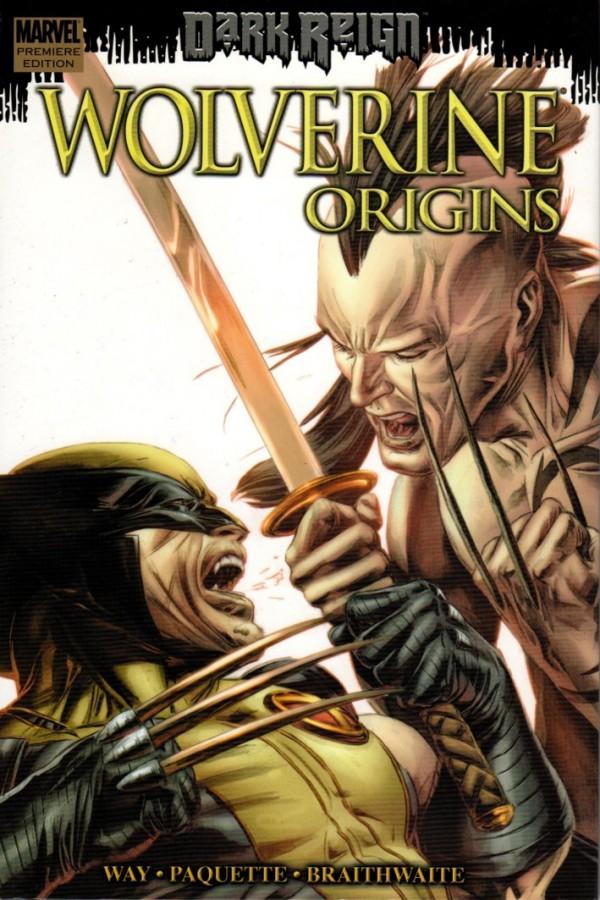 Wolverine: Origins - Dark Reign HC Premiere