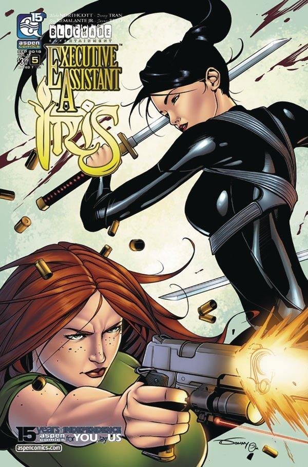 Executive Assistant: Iris #5