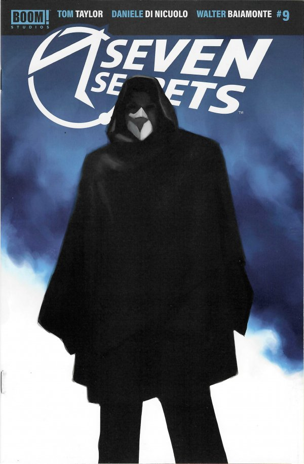 Seven Secrets #9