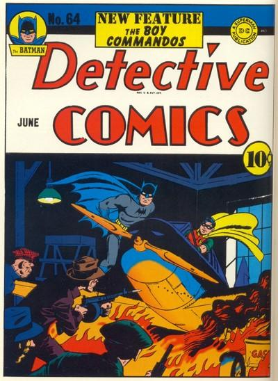 Detective Comics #64