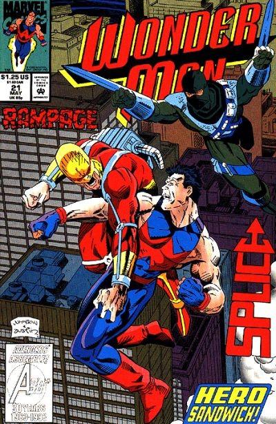Wonder Man #21