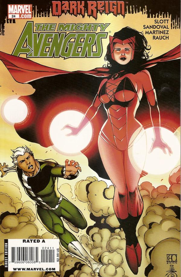 The Mighty Avengers #24