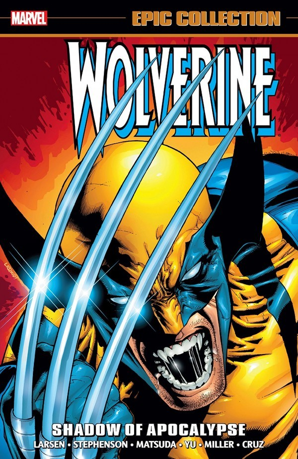 Wolverine Epic Collection: Shadow of Apocalypse TP