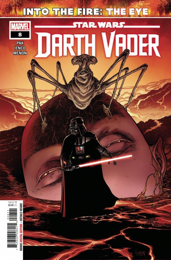 Star Wars: Darth Vader #8