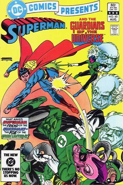 DC Comics Presents #60