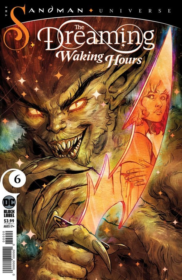The Dreaming: Waking Hours #6