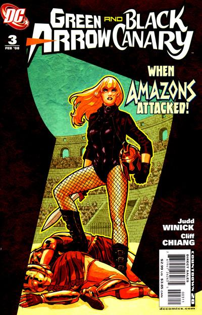 Green Arrow / Black Canary #3